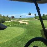 Foto de El Camaleon Mayakoba Golf Club