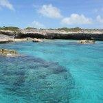 West Caicos snorkel site