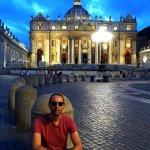 Petersplatz (Piazza San Pietro) Foto