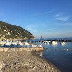 Beach is a 4-5 minute walk from the monastery!