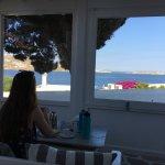 Breakfast w a view!