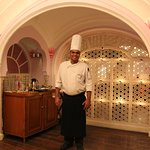 Chef Rajesh Ojha