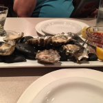 Our fresh succulent oysters