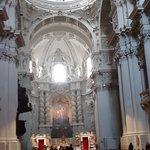 Iglesia de los Teatinos y San Cayetano, Munich. Alemania