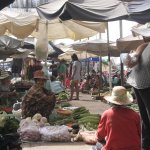 Visit the local market to purchase ingredients
