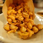 roasted mix nuts - disappointingly soggy and flavourless :(