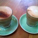 Mocha & latte
