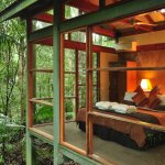 Creekside Spa cabin