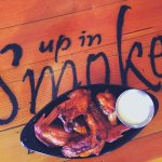 We have smoked BBQ wings on the menu! You wont want to pass these up.
