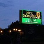 Photo of Mick Morgan's