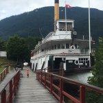 صورة فوتوغرافية لـ The SS Moyie National Historic Site