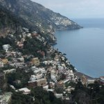 Amalfi Coast from Positano