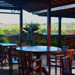 Roof top Nyuh Gading Restaurant