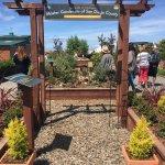 An exhibit from area gardeners.