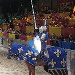 Team Blue Knight!