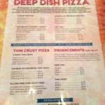 deep dish pizza page