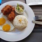 D'View Restaurant  ChickenSilog