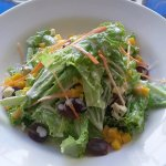 D'View Restaurant  Greens Salad