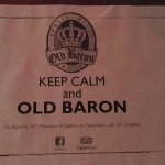 Old Baron pubblic house