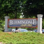 sign for Bloomingdale Golf Club