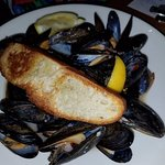 mussels--a little iffy