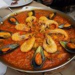 好吃的Paella