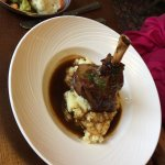 Welsh lamb shanks