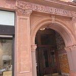 Bradbury Building Doorway