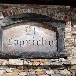 Exterior de El Capricho