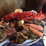 Plateau croisière avec homard à 36€ pour 1 personne