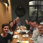 Delicious food & wine at Tapeo
