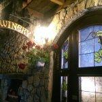 Winery entrance.