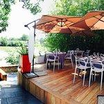Terrasse VIP Au Pois Gourmand