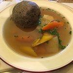 Delicious German soup