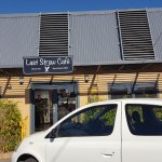 Facade of the The Last Straw Cafe