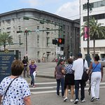 Within walking distance, New Orleans downtown is accessible