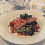 This salmon dish was possibly the best salmon I've had anywhere!