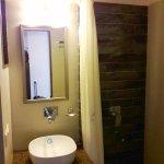 Wash Basin & Shower Area