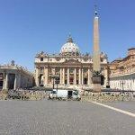 Roman Curia Foto
