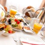 Room Service Frühstück