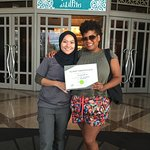 I earned my certificate!