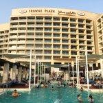Foto di Crowne Plaza Abu Dhabi - Yas Island