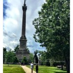 Brock's Monument Niagara Park Canada