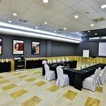 Hotel HO Ciudad de Jaén - Salón para conferencias