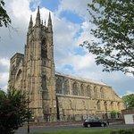 the Priory Church, Bridlington