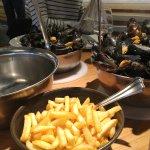 Foto van De Oude Haven Mussel Restaurant