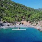 Breathtaking beauty of Aşı Koyu (Aşı Cove).Follow the locals and check out Aşı Cove