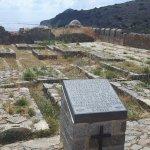 Leper's graveyard