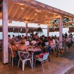 MariCarmen Casa - Playa. Comida tradicional, con un poco de tontería