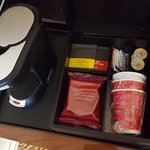 In Room Coffee Selection